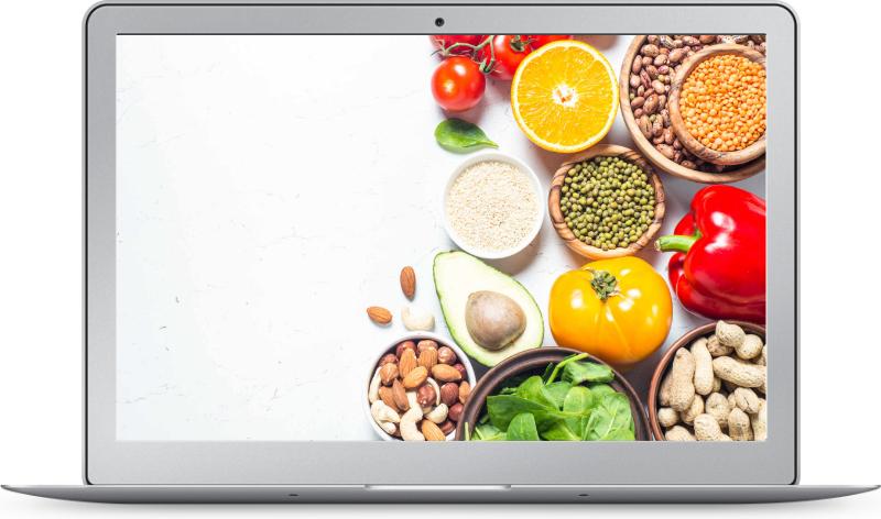 Proyecto web e Ecommerce multiidiomas Veganutrition por OlgaComunicación