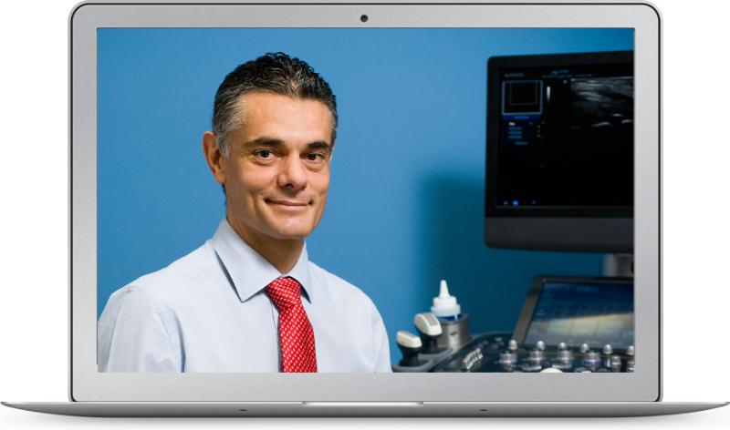 Proyecto web y posicionamiento SEO Dr. Manuel Villanueva por OlgaComunicación